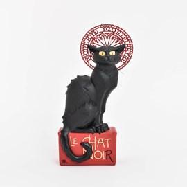 Skulptur Le Chat Noir
