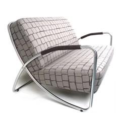 Nestor Love seat/ 3 zsitz Bank