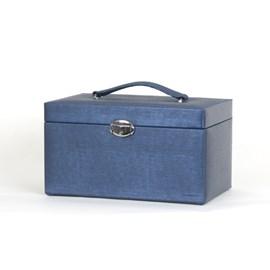 Schmuckkoffer Highlight Blau