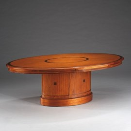 Kaffee Tisch Ovaleri
