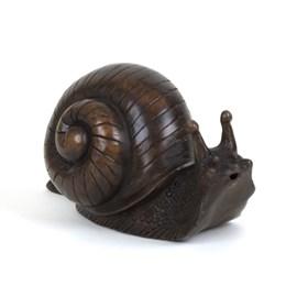 Springbrunnen / Skulptur Snail