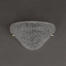 Französisch Art Nouveau Wandleuchte Roses