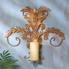 Kerzenleuchter Sconce