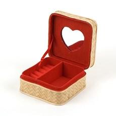 Bambus Ring Box