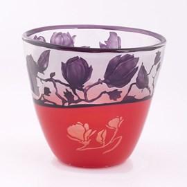 Glasschale Sublime Magnolia Violett