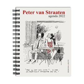 Peter van Straaten Terminkalender 2022