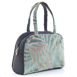 Handtasche Nicky Palm Blaugrün