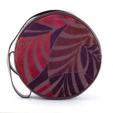Handtasche Rondeau Palm Violett