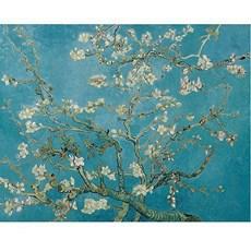 Wandteppich Mandelblüte