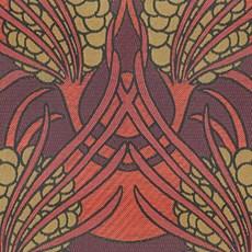 Möbel / Vorhang Stoff Blütentrauben