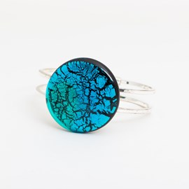 Armspange Midnight Moon Aqua/Turquoise