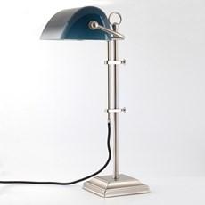 Banker Lampe Modern | Höhenverstellbar