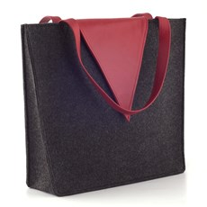 Handtasche Nathalie |Tempting Red