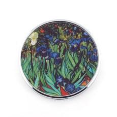 Handtasche Spiegel Van Gogh - Schwertlilien
