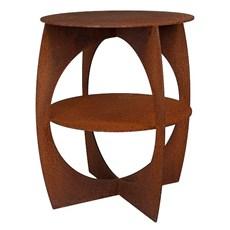 Tisch Tonnes Corten
