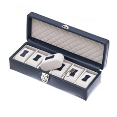 Uhrenbox Chic Navy