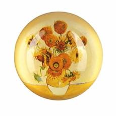 Briefbeschwerer Sonnenblumen