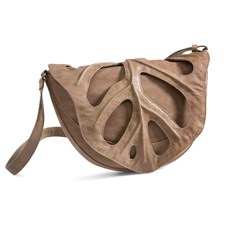 Handtasche Jungle Leaf Taupe