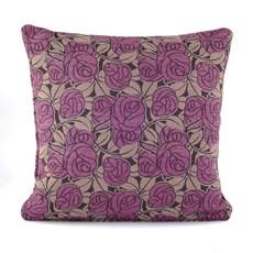 Kissen Dornröschen Violett