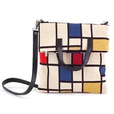 Handtasche Mondriaan