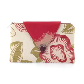 Clutch / Abendtasche Nathalie   Flowery