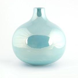 Vase Luster Turkoois