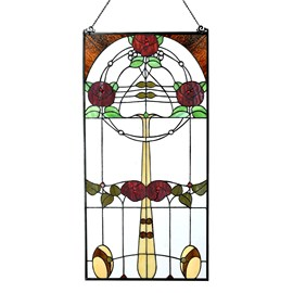 Mackintosh Tiffany Panel