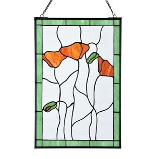 voorbeeld van een van onze Fensterdekoration
