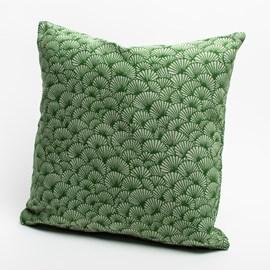 Kussen Elegant Ginkgo | Grün
