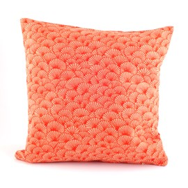 Kussen Elegant Ginkgo | Orange