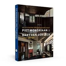 Buch Mondriaan & Van der Leck | De uitvinding van een nieuwe kunst