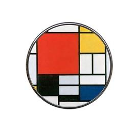 Handtasche Spiegel Mondriaan