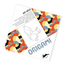 Origami Buch   Art Deco