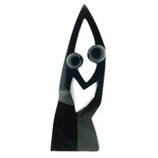 Skulptur Zweiheit