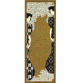 Gobelin Klimt Silhouettes