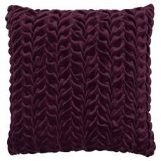 Kissen Purple Braid