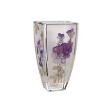 Vase Wild Pansies