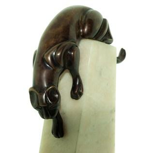 voorbeeld van een van onze Skulpturen