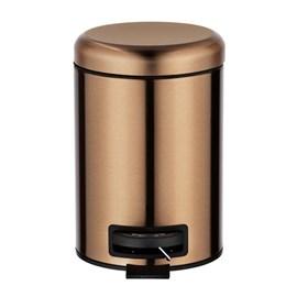 Treteimer Kupfer metallic   3 Liter