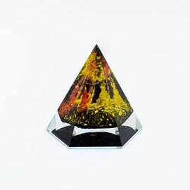 Briefbeschwerer Piramide