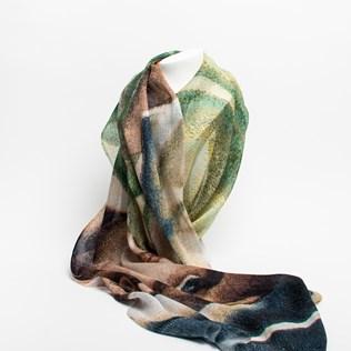 voorbeeld van een van onze Schals