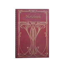 Notizbuch Jugendstil