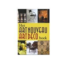 Das Art Nouveau und Art Deco Buch