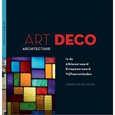 Buch Art Deco Architektur in der Niederländischen 'Waarden'