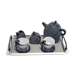 Black Tee-Set