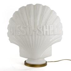 Logo Shell Tischleuchte