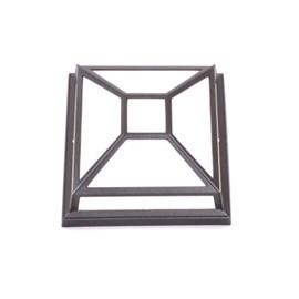 Außenleuchte Quadrat Bruchfest mit Barren