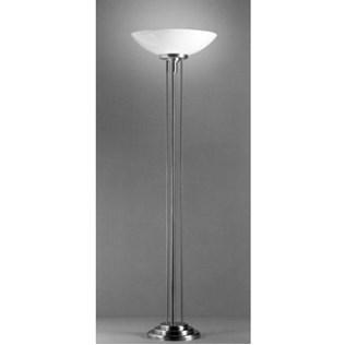voorbeeld van een van onze Stehlampen / Leseleuchten