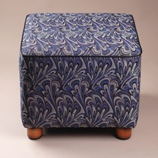 Hocker Art Deco