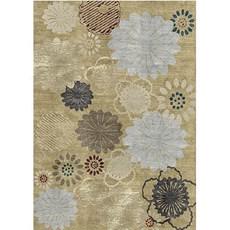 Teppich Flowermix